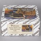 Pellman Peanut Butter Cup Triple Chocolate Cake - 4/Case