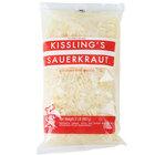 Kissling's 2 lb. Sauerkraut - 12/Case