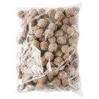 Devault Foods 0.5 oz. Mrs. DiFillippo's Mild Meatballs - 10 lb.