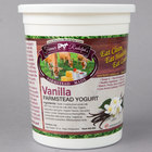 Farmer Rudolph's 32 oz. Vanilla Farmstead Yogurt - 6/Case