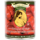 Assagio Classico 28 oz. Roasted Red Peppers   - 12/Case