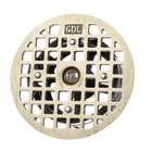 Guardian Drain Lock GDL-RFD-3500-S Floor -Round Smith