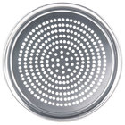 American Metalcraft HATP7SP 7 inch Super Perforated Heavy Weight Aluminum Wide Rim Pizza Pan
