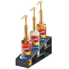 Cal-Mil 3666-13 Classic 4 1/2 inch x 15 inch x 6 1/2 inch 3 Tier Bottle Organizer