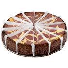 Pellman Pre-Cut Raspberry Cheesecake
