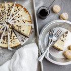 Pellman Pre-Cut Chocolate Chip Cheesecake
