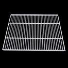True 929627 White Coated Wire Shelf - 21 7/8 inch x 17 1/2 inch