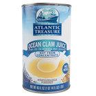 LaMonica Fine Foods Atlantic Treasure 46 oz. Ocean Clam Juice   - 12/Case