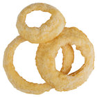 Liberty Bell 2.5 lb. Steak Cut Beer Battered Onion Rings - 4/Case