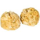 Kaptain's Ketch 3 oz. Extra Fancy Crab Cakes - 15/Case