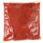 Neil Jones Food Company 102 oz. Pouch Old California 3/4 inch Diced Tomatoes - 6/Case