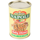 Napoli Foods 10 oz. Baby Clams - 24/Case