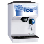 Servend 2706334 M45 Countertop Ice and Water Dispenser - 45 lb. Ice Storage Capacity