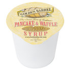 Golden Barrel 1.5 oz. Pancake and Waffle Syrup Cups - 100/Case