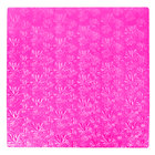 Enjay 1/2-18SPINK12 18 inch Fold-Under 1/2 inch Thick Pink Square Cake Drum - 12/Case