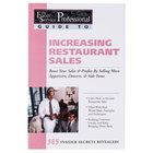 Book: Increasing Restaurant Sales