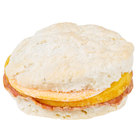 Jimmy Dean 3.6 oz. Bacon, Egg, and Cheese Breakfast Sandwich - 12/Case