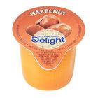 International Delight 0.5 fl. oz. Non-Dairy Hazelnut Coffee Creamer - 288/Case