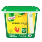 Knorr 095 1 lb. Chicken Base   - 12/Case