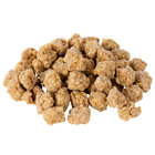 Bonici by Tyson Old World Specialties 5 lb. Bag Fully Cooked Large Chunk Sausage Topping Crumbles - 2/Case