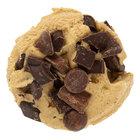 David's Cookies 4.5 oz. Preformed Triple Chocolate Cookie Dough - 12.7 lb.