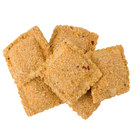 Bernardi Rotanelli's 3.75 Ib. Bag Square Breaded Cheese Ravioli - 2/Case