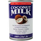 Andre Prost 13.5 oz. Unsweetened Coconut Milk - 12/Case
