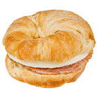 AdvancePierre Foods Landshire 3.5 oz. Bacon, Egg, and Cheese Breakfast Croissant - 12/Case