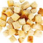 Fresh Gourmet 10 lb. Plain Cube Croutons