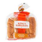 King's Hawaiian 8-Pack Original Hawaiian Sweet Hot Dog Bun - 12/Case