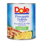 Dole 29 oz. Pineapple Tidbits in Light Syrup - 12/Case