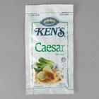 Ken's Foods 1.5 oz. Creamy Caesar Dressing Packet - 60/Case