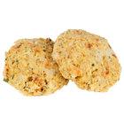 Handy 3 oz. Handmade Pub Style Crab Cakes   - 24/Case