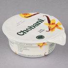 Chobani 4 oz. Vanilla Blended Non-Fat Greek Yogurt - 12/Case