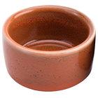 Oneida F1493025610 Terra Verde Cotta 2 oz. Porcelain Ramekin - 36/Case
