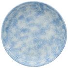 Oneida F1463060283 Studio Pottery Cloud 16 oz. Porcelain Tapas Dish - 24/Case