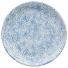 Oneida F1463060151 Studio Pottery Cloud 10 5/8 inch Porcelain Round Plate - 12/Case