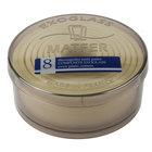 Matfer Bourgeat 150103 8-Piece Exoglass Round Non-Stick Plain Pastry Cutter Set