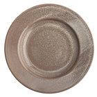Oneida F1493015748 Terra Verde Natural 12.5 oz. Porcelain Pasta Entree Dish - 24/Case