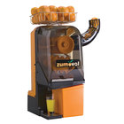 Zumoval Minimax Compact Manual Feed Orange Juice Machine with Self Cleaning Feature - 15 Oranges / Minute