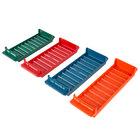 MMF Industries 212080000 Porta-Count Assorted Plastic Rolled Coin Storage Trays - 4/Pack
