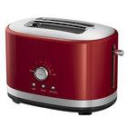 KitchenAid KMT2116ER Empire Red 2 Slice Toaster with High Lift Lever - 120V