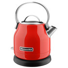 KitchenAid KEK1222HT 1.25 Liter Stainless Steel Hot Sauce Electric Kettle - 120V, 1500W