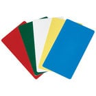 Cambro EPPID5 Cam GoBox® Assorted Color Plastic ID Labels