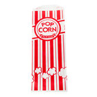 Carnival King 4 3/4 inch x 1 inch x 12 inch Popcorn Bag - 2000 / Case