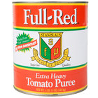 Stanislaus #10 Can Full Red Extra Heavy Tomato Puree - 6/Case