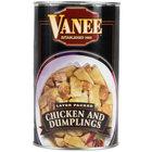 Vanee 450RV Dumplings with Chicken - 50 oz. Can