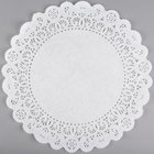 14 inch Lace Normandy Grease Proof Doilies - 250/Pack