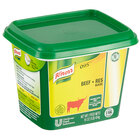 Knorr Beef Base 1 lb. Container