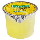 Luigi's Intermezzo 4 oz. Lemon Italian Ice Cup - 72/Case